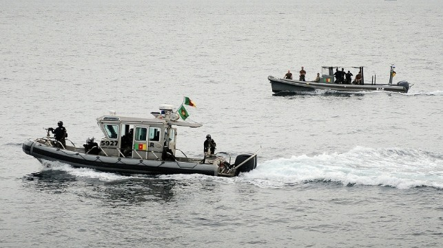 Shipping Industry Unites in Effort to Stop Gulf of Guinea Piracy