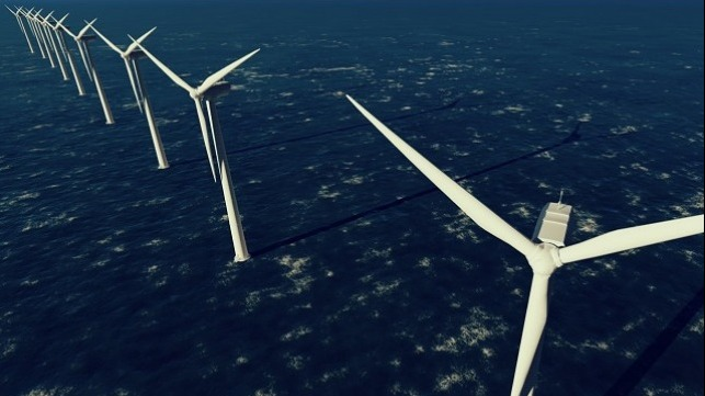 First Offshore Wind Included in Google