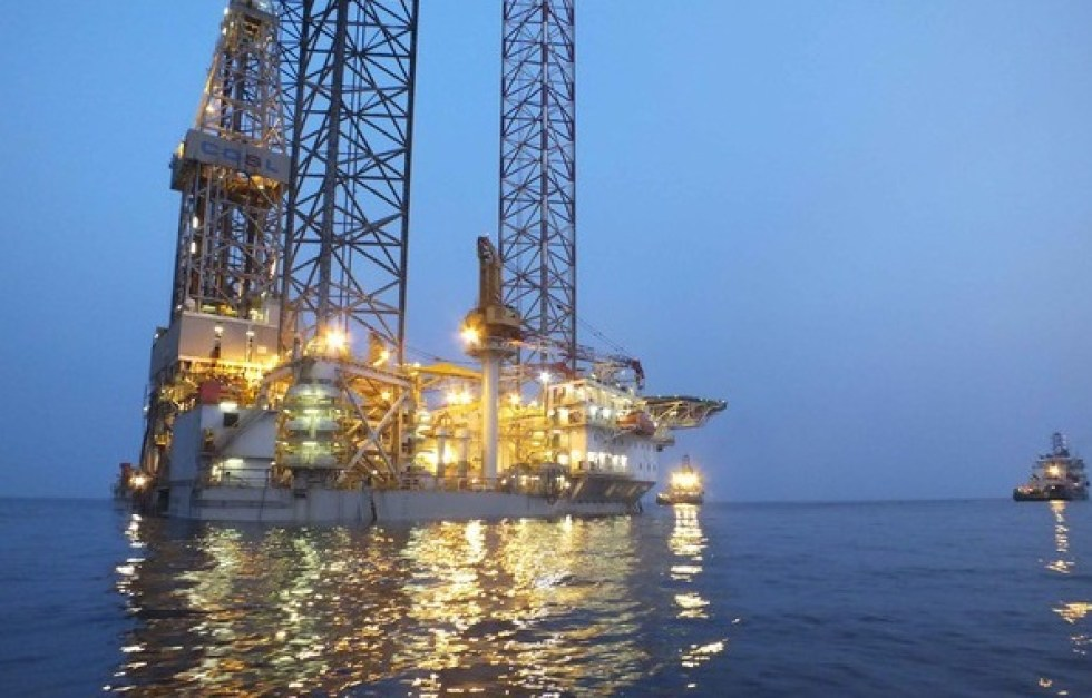 Shell Sells Thailand's Bongkot Gas Field Stake For $900 Million