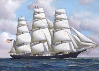 What is a Clipper Ship?