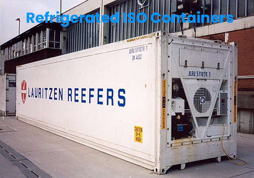 Refrigerated ISO Containers