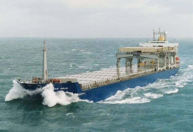 Grieg Star Recycles First Ship Under New EU Regulations 1