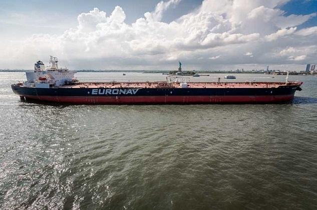 Euronav Disposes of Its Only LR1 Tanker 1