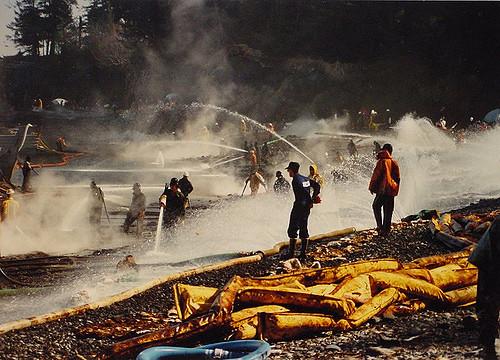 Exxon Valdez Cleanup