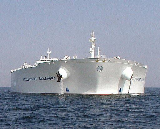 Hellespont Alhambra Ultra Large Crude Carrier