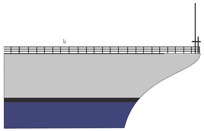Clipper Bow