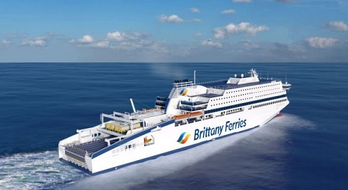Brittany Ferries Commits To Portsmouth By Extending Long-Term Agreement 1