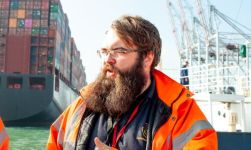 At Portsmouth Apostleship Of The Sea Supported The Crew After The Death Of Colleague