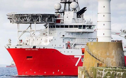DNV GL Kongsberg And Subsea7 Successfully Concluded DP Digital Survey Pilot