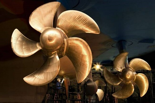 ABB Azipod Electric Propulsion Saves Upto $1.7 Million In Fuel Costs.
