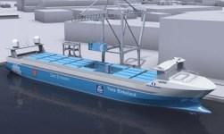 MacGregor To Deliver World's First Autonomous & Zero-Emission Container Ship