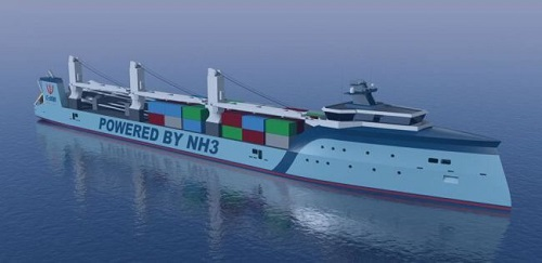 C-Job Proposes To Use Ammonia As Ship's Fuel For Future