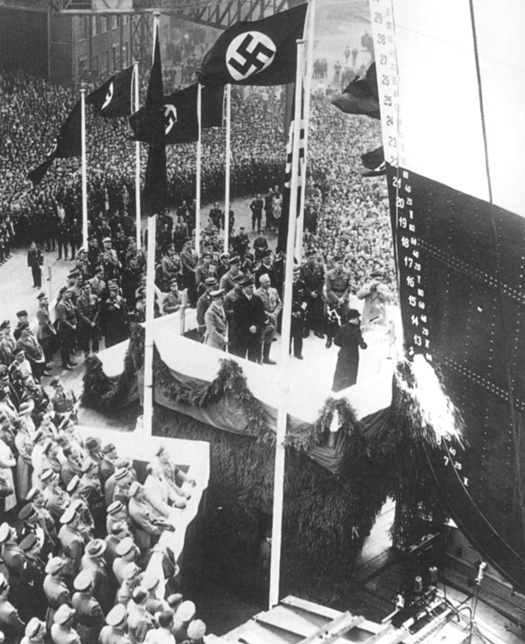 Gusthoff launch (1937)