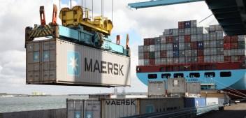 Maersk y su plan en Chile, donde posee 30% del rubro naviero tras comprar Hamburg Süd