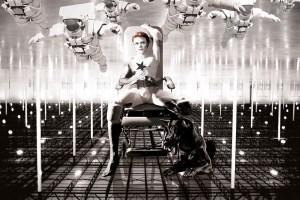 Starman-No. 01 van de Helden/Heroes B-sides serie.