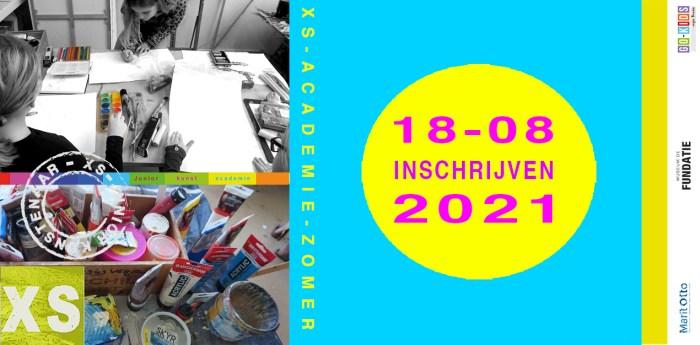 PROMO XS academie zomer 2021