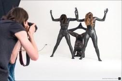 Marius Budu nude art photography behind the scenes