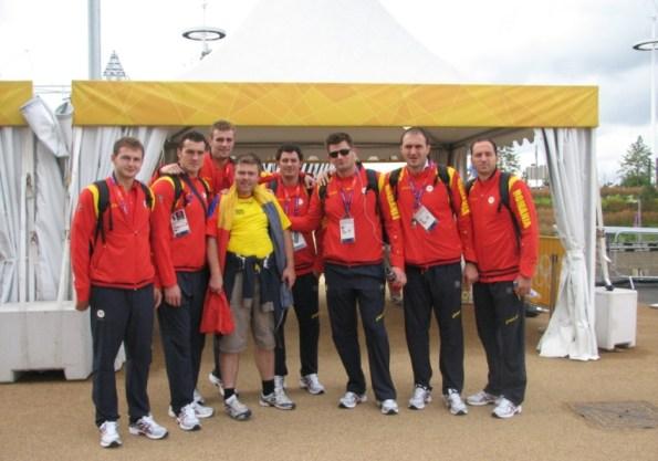 Jocurile Olimpice Londra 2012