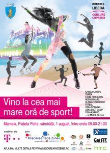 Miscarea Face Bine - Mamaia - 2015 - sport