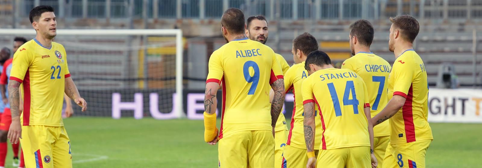 Romania fotbal 2016 viitorul
