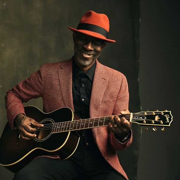 Keb Mo I'd rather go blind