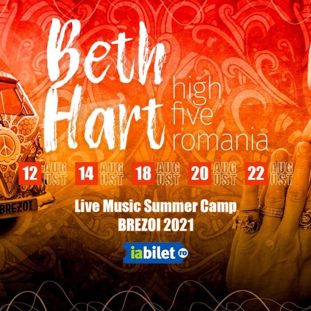 Beth Hart Brezoi 2021