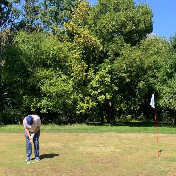 Diplomatic Open Golf