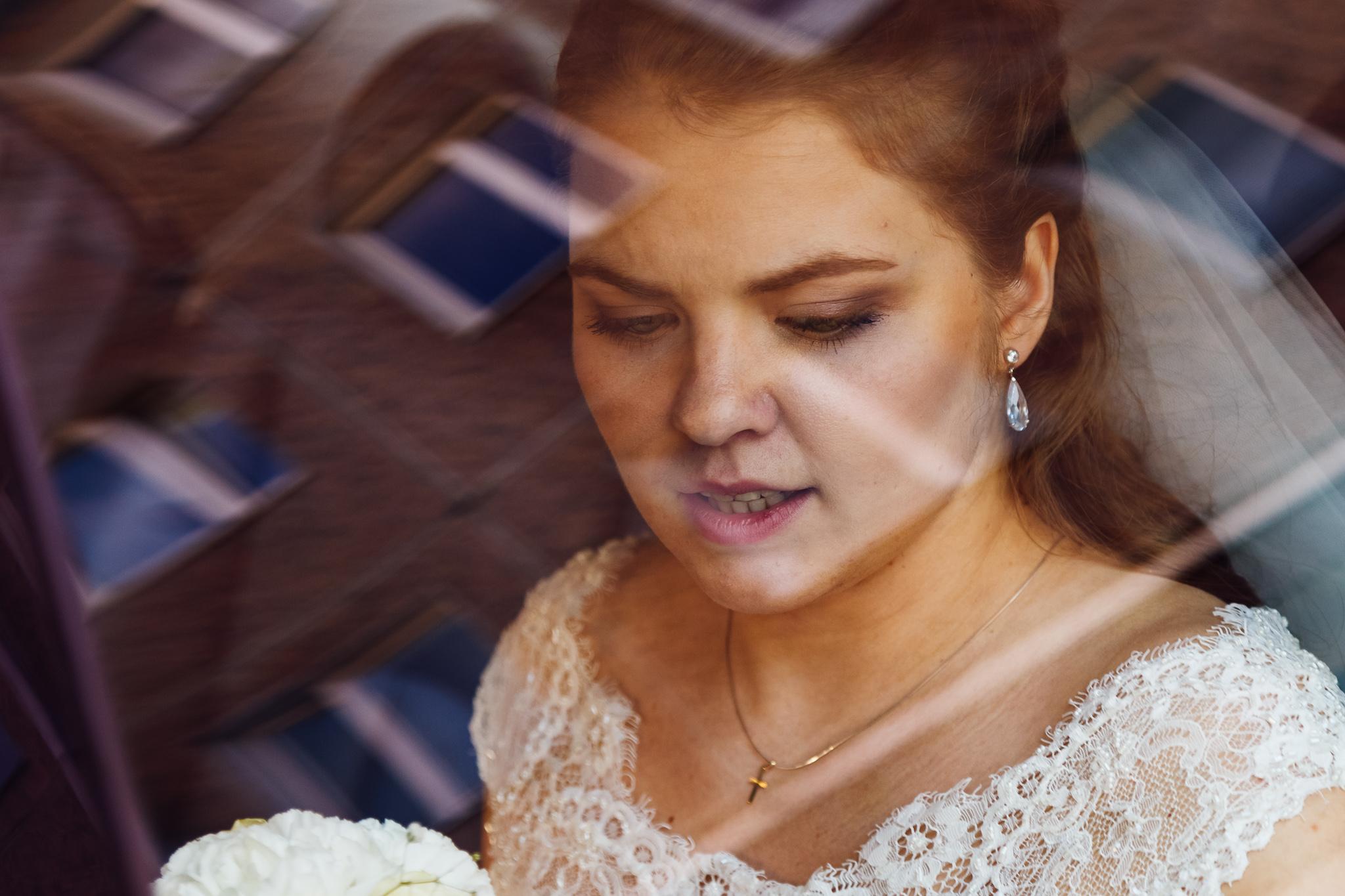Śmigus-dyngus na ślubie Lidii i Tomka