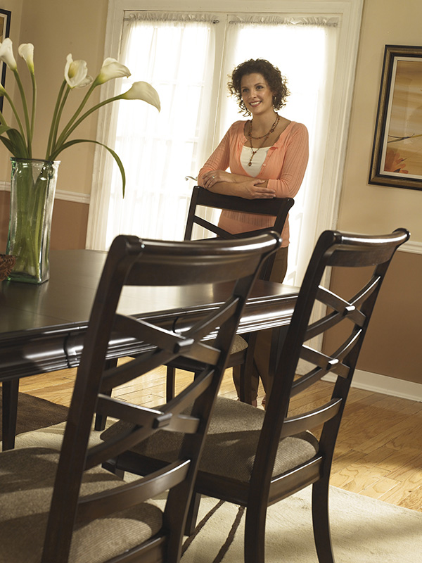 Hayley Dining Room Set By Ashley Marjen Of Chicago Chicago Discount Furniture