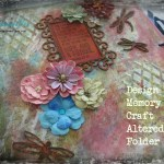 Design Memory Craft Altered Folder
