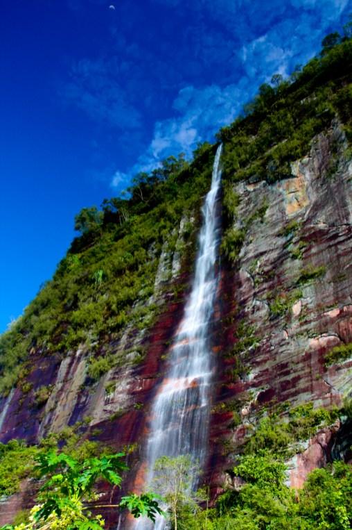 Waterfall, Sumatra