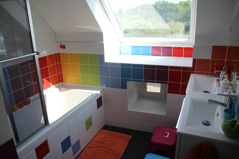La Rainbow Bathroom Le Blog De Marjolaine Solaro