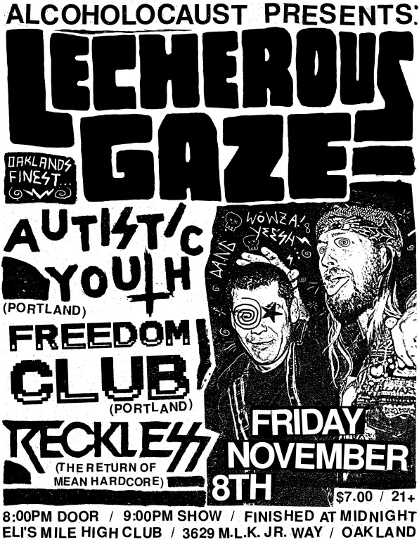 LecherousGaze_AutisticYouth_FreedomClub_Reckless