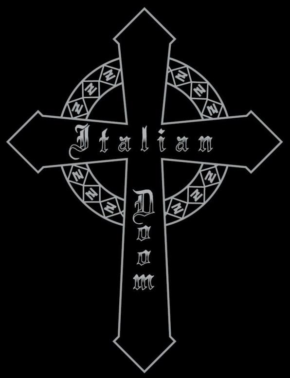 Italian Doom Logo - Shadow Kingdom Records