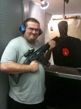 Mark and Guns