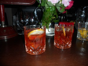 Negroni-like drinks