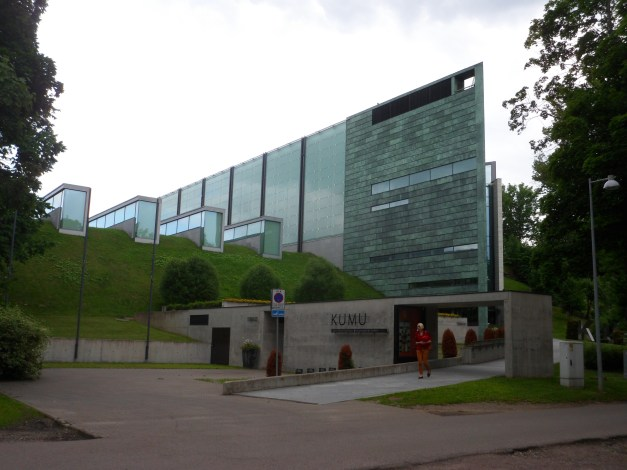 KUMU, the Art Museum of Estonia