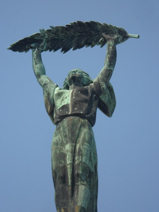 Lady Liberty, Hungarian style