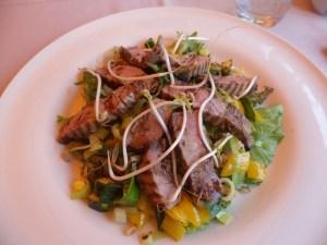"My ""tuna salad"" was perfect"