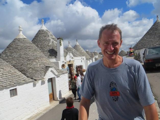 Mark in his Zephyr Adventure shirt