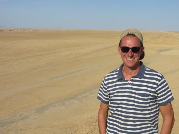 One last shot from the desert