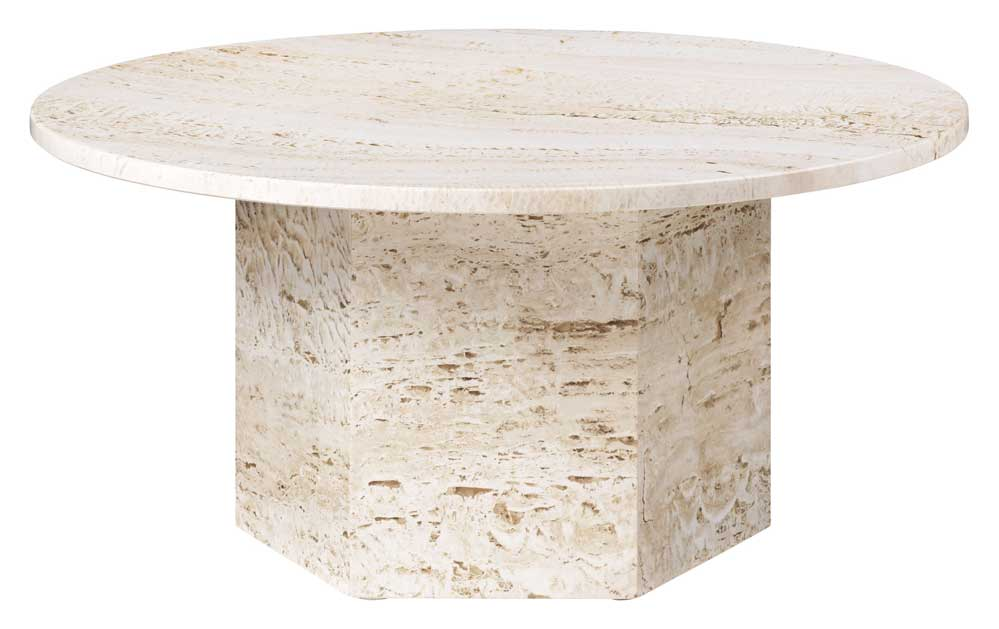 epic coffee table o 80 cm