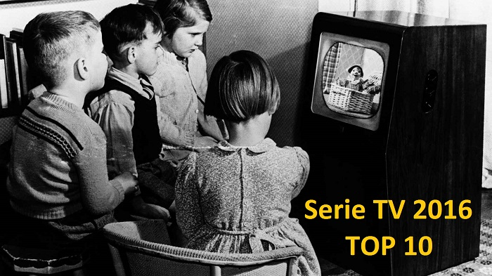 Top 10 Serie TV del 2016, secondo me