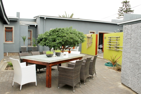 Organic Square Guesthouse</br>Swakopmund