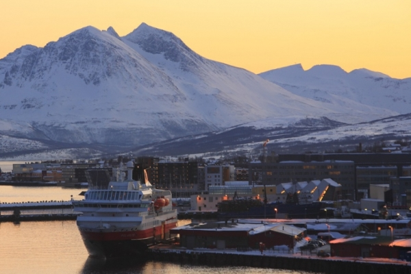 Hurtigruten Overnight Cruise to Tromso