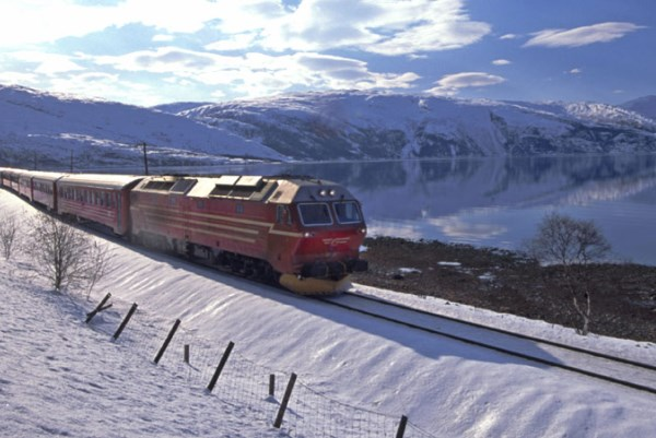 Polar Express to Bodø