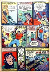 Other LGBTQ Heroes and Villains in 1940s Comic Books