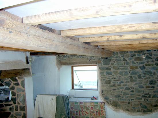 Sandblasting interior wood - Florida building code interior walls ...