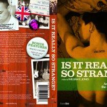 Is It Really So Strange DVD packaging