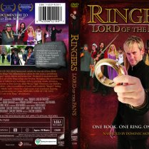 Ringers DVD packaging and original photography